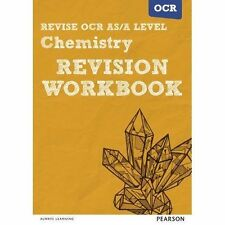 Revise OCR AS/A Level Chemistry Revision Workbook by Mark Grinsell...