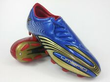 Umbro Mens Rare Revolution Fce ll-A Ktk J Fg 886667-6Ct Soccer Cleats Size 7.5