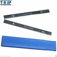 210x16.5x1.5mm de aço de alta velocidade Lâminas De Facas Para Plaina Einhell Th-Sp 204,Tc-Sp 204 -- 2PCS