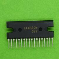 1PCS LA4630N Original New Sanyo Integrated Circuit