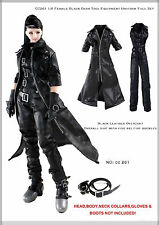 CC261 1/6 Dark Tool Equipment Uniform Full Set @HOT TOYS,VERY COOL TOYS,CY GIRL
