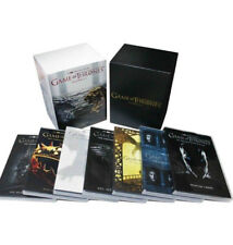 Game of Thrones: The Complete Seasons 1-7 (DVD, 2017) 34-disc boxed set