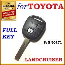 Toyota Landcruiser 100 Series Remote key Transponder - Toy48 Blade
