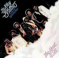 THE ISLEY BROTHERS - THE HEAT IS ON NEW CD