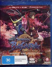 Sengoku Basara: Samurai Kings (Season One) - RB Bluray Anime