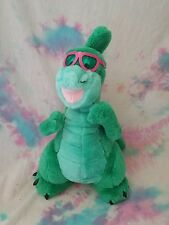 "Vintage Denver The Last Dinosaur Plush Toy 15"" Matchbox 1988"