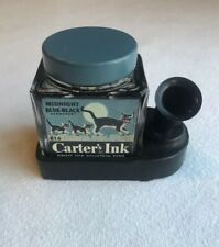 Carters Ink and Receptacle