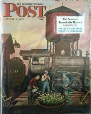 The Saturday Evening Post August 9, 1947 - FULL MAGAZINE