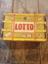 Viintage J. Pressman & Co. N.Y.C. Lotto Game