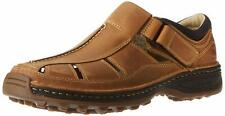 Timberland Mens ALTAMONT Leather   Closed Toe Fisherman, Brown, Size 13.0 z