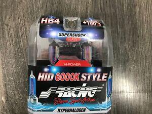 HSB4 kit 2 lampadine Hid Style - HB4 6000K  simoni racing