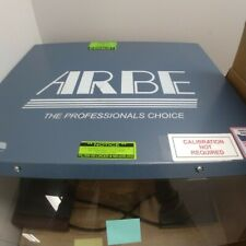 """ARBE 1/2 HP Table Top Double Spindle Polishing Machine with 6"""" buffer"""