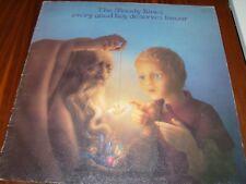 THE MOODY BLUES * EVERY GOOD BOY DESERVES FAVOUR* LP ALBUM ON VINYL(XZAL 10639P)