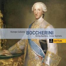 Fabio Biondi - Boccherini: String Quintets; Guitar Quintets; Minuet In (NEW 2CD)