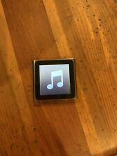 Apple iPod Nano 6th Generation 8 gb