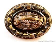 SUPERBA qualità stile antico in ottone mobili cassetto handle Pull W59