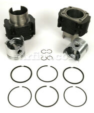 Fiat 500 126 650 cc Cylinders Pistons Kit New