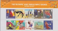 GB 2011 - PRESENTATION PACK - PACK 458 - THE OLYMPIC AND PARALYMPIC GAMES