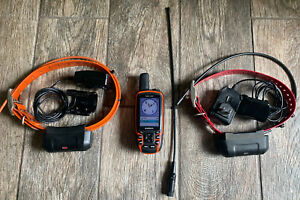 Garmin Astro 320 GPS Dog Tracking Training System with Two DC40 Collars