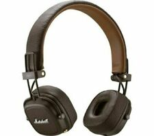 MARSHALL Major III Wired Headphones - Brown