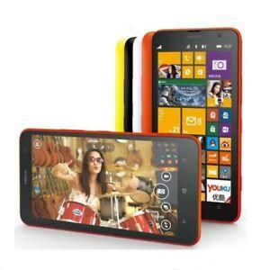 "Unlocked Original Nokia Lumia 1320 4G LTE Wifi 5MP 8GB ROM Windows Smartphone 6"""