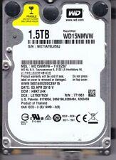 Western Digital WD15NMVW-11EDZS7 dcm: HBKTJHK WX71A 1.5TB USB 3.0 3806