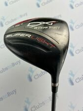 Wilson Staff DXi Superlight 10.5 Degree Driver Mens Right Hand Head Cover