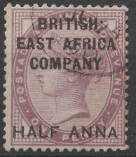 British East Africa Used SG#1, Used, Cat £200 (X16)