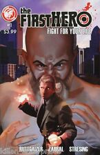 The F1rst Hero Fight For Your Life #1 (of 4) Comic Book 2015 - Action Lab First