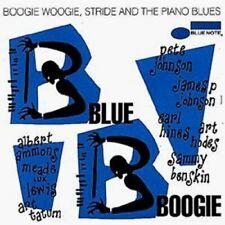 Blue Note-Blue Boogie (1992) Albert Ammons, Meade Lux Lewis, Pete Johnson.. [CD]