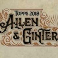 2018 Topps Allen and Ginter Baseball Standard Sized Insert Cards Pick From List