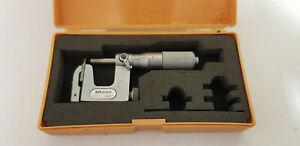 "Mitutoyo No. 117-107 0 - 1"" Combination Micrometer"