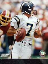 DOUG FLUTIE San Diego Chargers 8x10 ACTION PHOTO #1  SAN DIEGO CHARGERS
