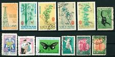 LOT OF VIETNAM OLD STAMPS - USED
