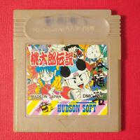 Momotarou Densetsu Gaiden (Nintendo Game Boy GB, 1991) Japan Import