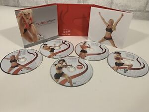 Turbo Fire Intense Cardio Conditioning 5 Disc