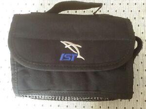 IST mesh bottom pouch / bag