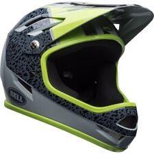 Bell Sanction BMX/Downhill Cycling Helmet (Gloss Smoke/Pear / Medium Size)