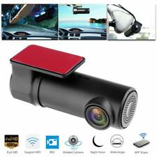 1080P Wifi Mini Auto Car DVR Dash Camera Night Vision Camcorder Driving Recorder