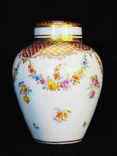 Richard Klemm Dresden Porcelain Covered Jar 1888-1916