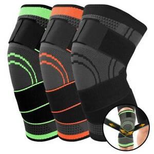 Verstellbarer Kniebandage Patella Meniskus Verstellbarer Knieschutz Sport Joggen