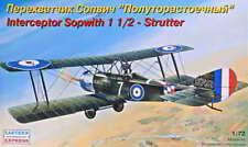Eastern Express 72157 Sopwith 1-1/2 Strutter British WWI Fighter kit 1:72