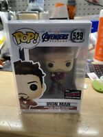 Funko POP! Avengers Endgame Iron Man with Infinity Gauntlet 2019 NYCC Exclusive