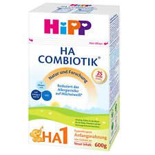 600 g Hipp début lait Ha 1 COMBIOTIK de naissance Lait Hypoallergénique