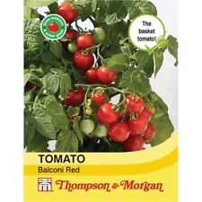 Thompson & Morgan - Vegetables - Tomato Balconi Red - 15 Seed