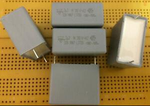 1uF 2.2uF 3.3uF 310Vac 630Vdc X2 Capacitor EMI Suppression Vishay MKP339 MultiQy