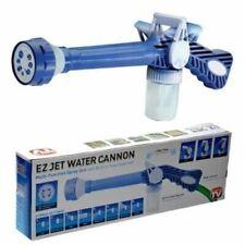 JET D'ACQUA & SAPONE DISPENSER Cannon 8 UGELLO SPRAY Multi funzione lavaggio auto