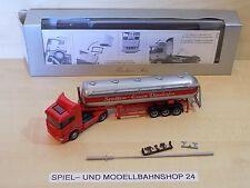 "Herpa, Scania R, Kippsilo-Sattelzug, ""Erwin Dirnhofer"", Neuw. Vitrinenm. OVP"