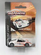 Majorette 2017 PORSCHE 918 SPYDER Racing Cars Series 2