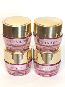 4x Estee Lauder RESILIENCE Multi-Effect Tri-Peptide EYE Creme 0.17oz / 5ml Each